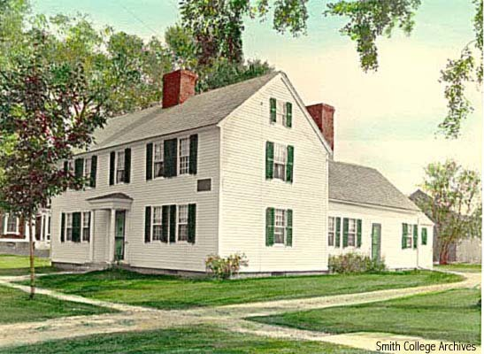 Portrait of the Smith Family Homestead