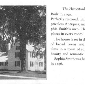 Literature about the Homestead, 2, p.2