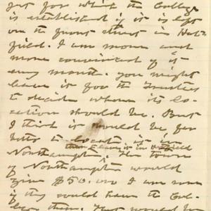 Letter, 22 February 1869, p.2