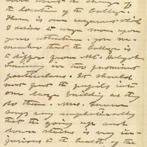 Letter, 28 April 1869, p.2