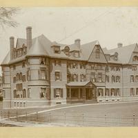 Dickinson House, c1894.