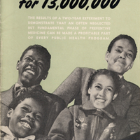 "Pamphlet,""Better Health for 13,000,000,"" 1943"