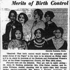 margaret sanger birth control essay It was the last meeting in a three days conference discussing the necessity of birth control use margaret sanger raised the question of morality of birth control speaking to this topic supporting her point of view with a number of ethos, logos and using some pathos as well.