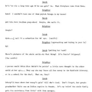Heritage play, Scene IX: Megalethoscope, p. 2