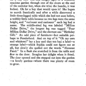 """""""Sophia in Funderland"""" p.3"""