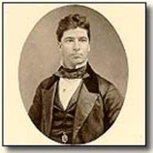 Portrait of John M. Greene, ca. 1856