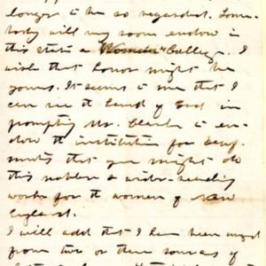 Letter, Jan. 7, 1868,  p.3