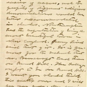 Letter, 22 February 1869, p.3