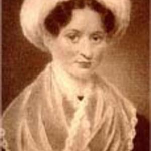 Portrait of Mary Lyon