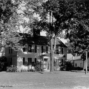 Exterior views of the Smith family homestead, 2