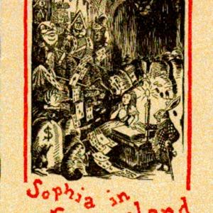 """""""Sophia in Funderland"""" p.1"""