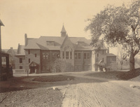 Alumnae Gymnasium, Smith College, c1904.