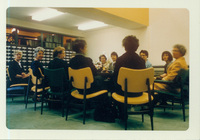 Meeting of the Friends of the Smith College Library, May 1965.