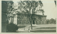Smith College Library, October 1910.