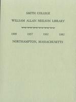 Invitation to November 1982 library dedication ceremony.