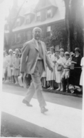 William Allan Neilson on Ivy Day, May 1929.