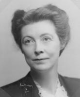 Margaret Storrs Grierson, 1936.