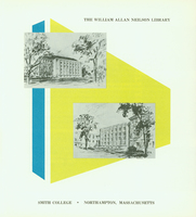 Development brochure for 1962 Neilson Library building project.