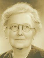Mary Dunham, Smith College Librarian.