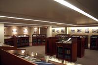 Photographs of the Neilson Library Centennial Exhibition, 2010.